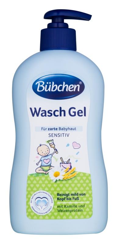 Bübchen Wash umývací gél s harmančekom a výťažkami z ovsa