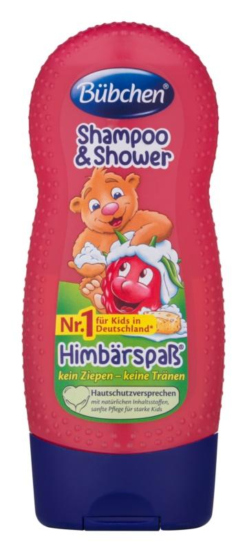Bübchen Kids shampoing et gel de douche 2 en 1