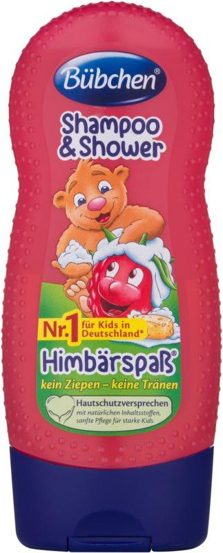 Bübchen Kids shampoo e doccia gel 2 in 1