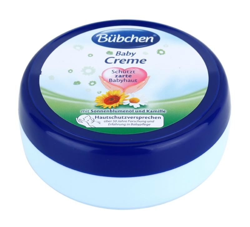 Bübchen Baby Crème tegen Luieruitslag