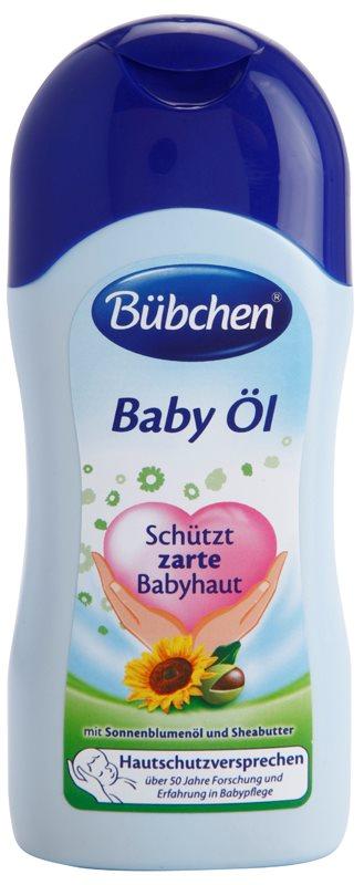 Bübchen Baby olio trattante per pelli sensibili