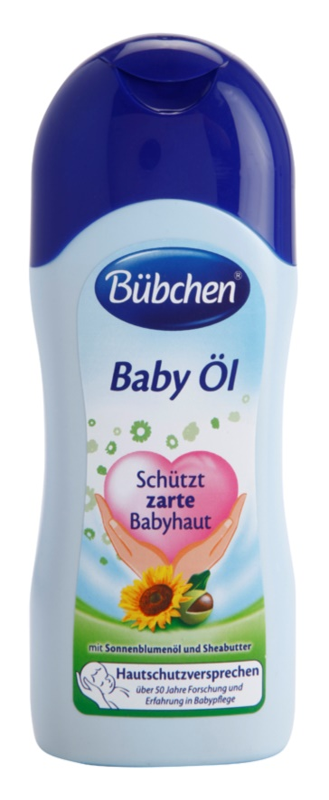 Bübchen Baby pflegendes Öl für empfindliche Oberhaut