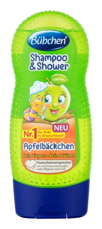 Bübchen Kids champô e gel de duche 2 em 1