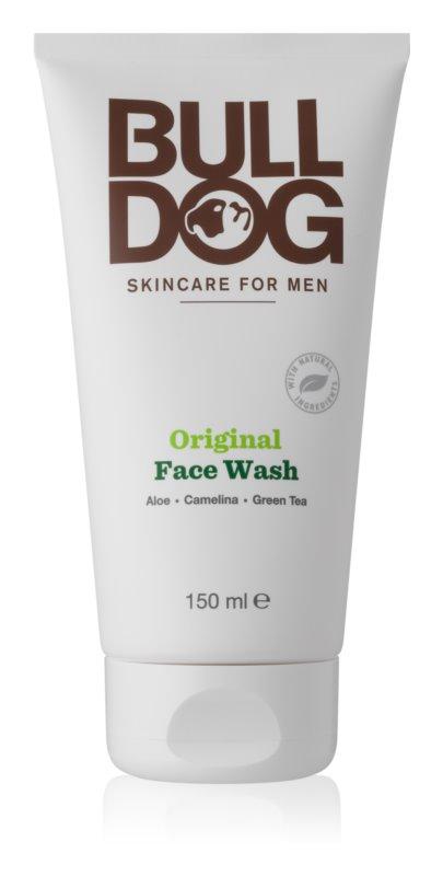 Bulldog Original čisticí gel na obličej