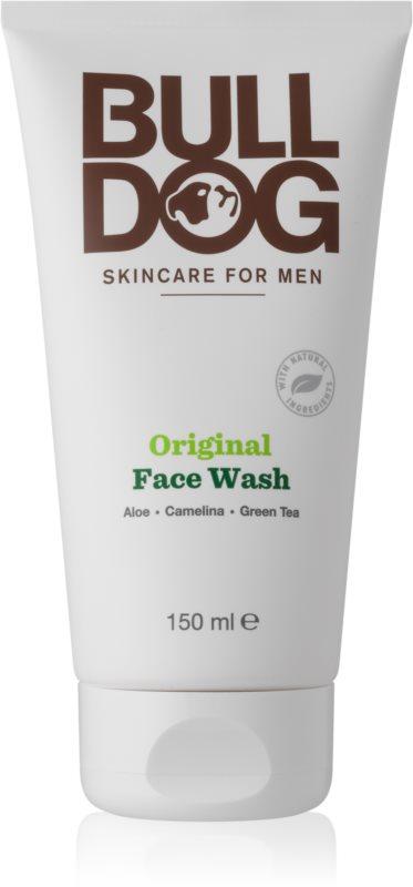 Bulldog Original gel za čišćenje za lice
