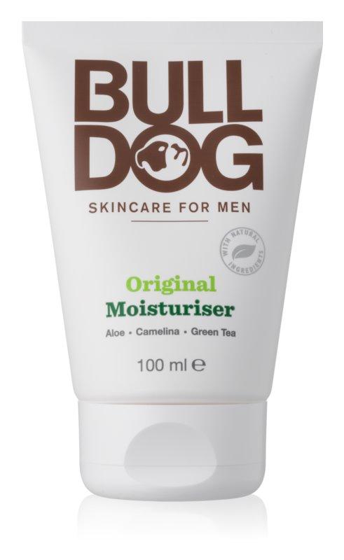 Bulldog Original creme hidratante para rosto