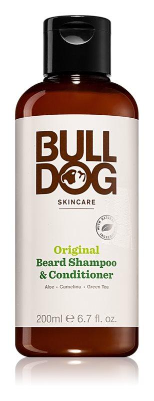 Bulldog Original shampoing et après-shampoing barbe