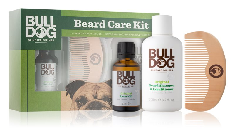 Bulldog Original Gift Set  I.