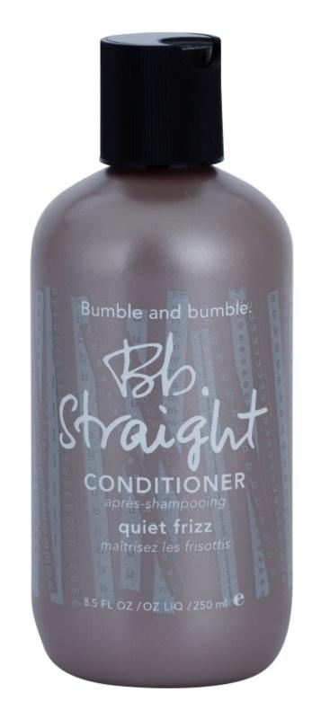 Bumble and Bumble Straight balsamo lisciante per capelli crespi e indisciplinati