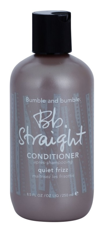 Bumble and Bumble Straight glättender Conditioner für unartiges und strapaziertes Haar