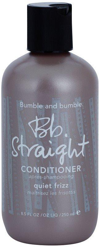 Bumble and Bumble Straight kondicionér pre uhladenie poletujúcich a krepatých vlasov