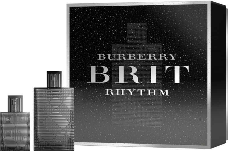 Burberry Brit Rhythm for Him darčeková sada VIII.