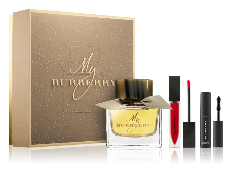Burberry My Burberry coffret cadeau X.