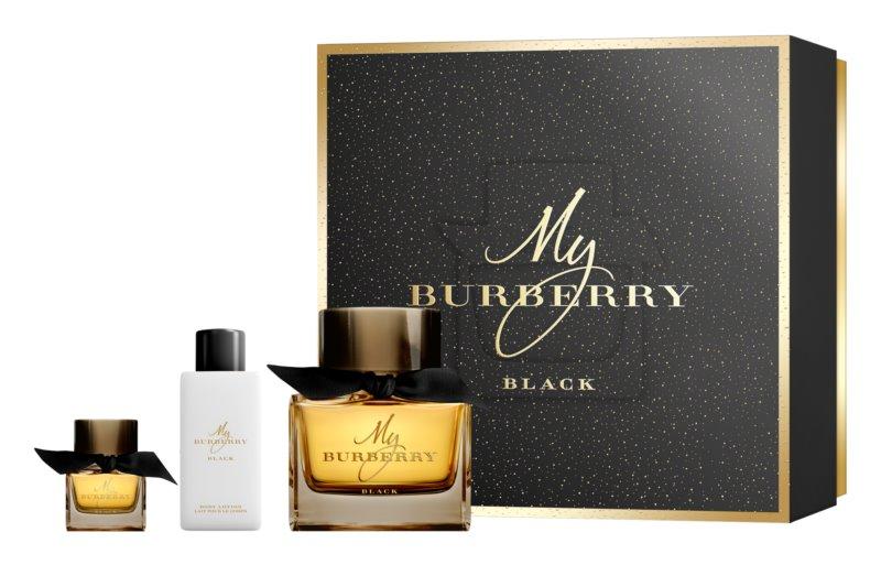 Burberry My Burberry Black darčeková sada V.