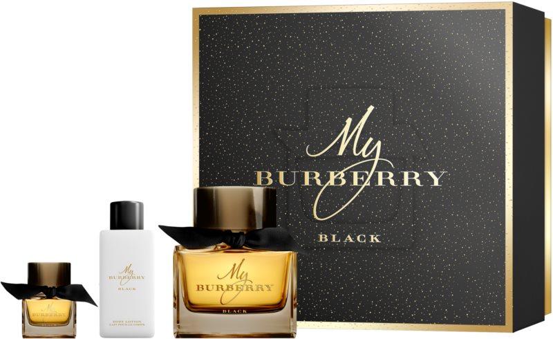 Burberry My Burberry Black dárková sada V.