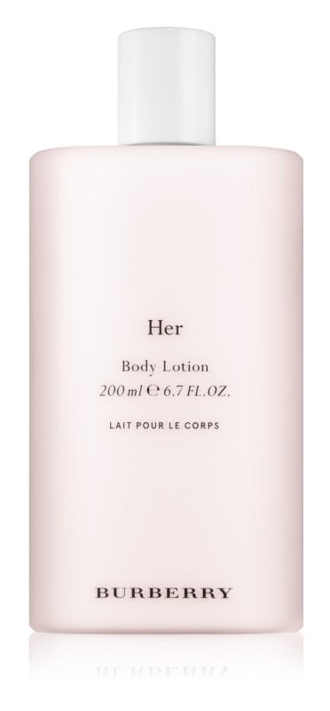 Burberry Her lotion corps pour femme 200 ml