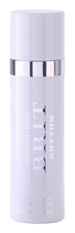 Burberry Brit Rhythm for Her Deo Spray voor Vrouwen  100 ml