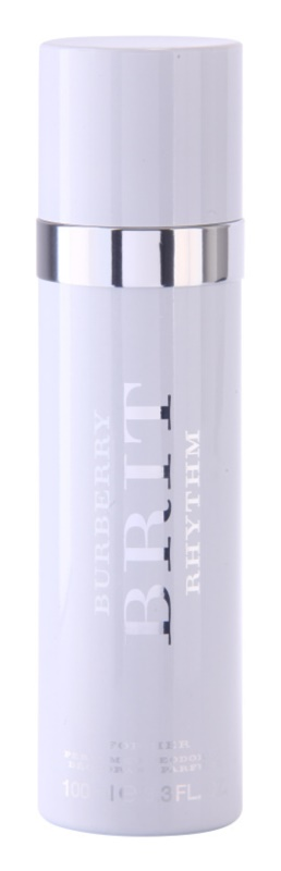 Burberry Brit Rhythm for Her deospray pro ženy 100 ml