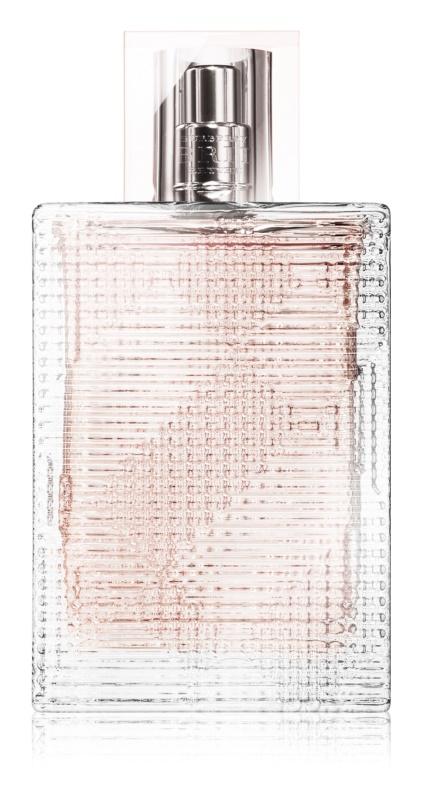 Burberry Brit Rhythm Floral for Her eau de toilette para mujer 50 ml