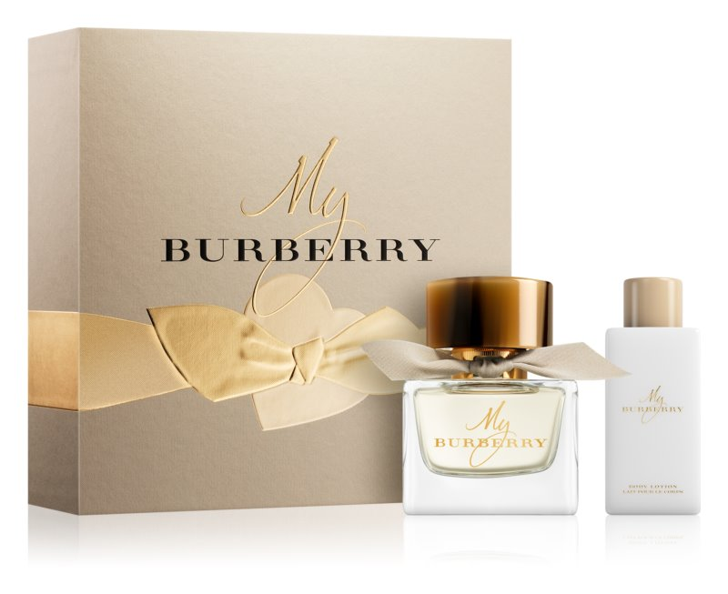 Burberry My Burberry set cadou VII.
