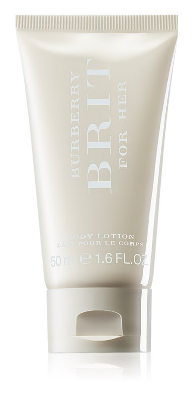Burberry Brit for Her lotion corps pour femme 50 ml