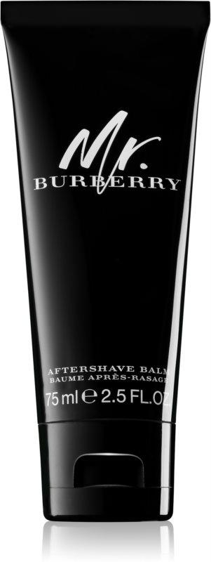 Burberry Mr. Burberry balzám po holení pro muže 75 ml