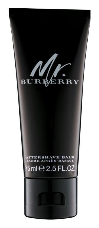 Burberry Mr. Burberry бальзам після гоління для чоловіків 75 мл