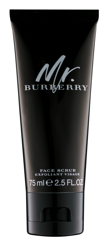 Burberry Mr. Burberry Exfoliant pentru bărbați pentru barbati 75 ml