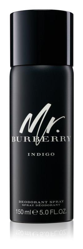 Burberry Mr. Burberry Indigo deospray pre mužov 150 ml