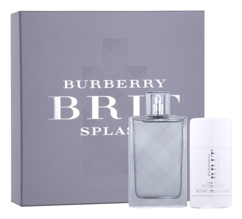 Burberry Brit Splash set cadou III.