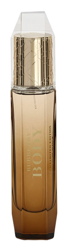 Burberry Body Gold Limited Edition Parfumovaná voda pre ženy 60 ml