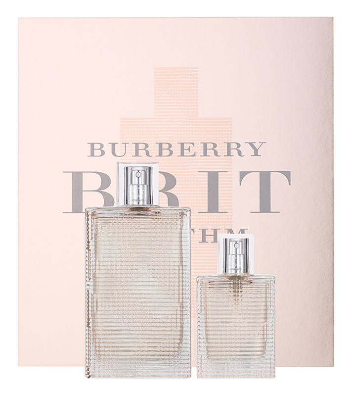 Burberry Brit Rhythm Floral for Her Geschenkset I.