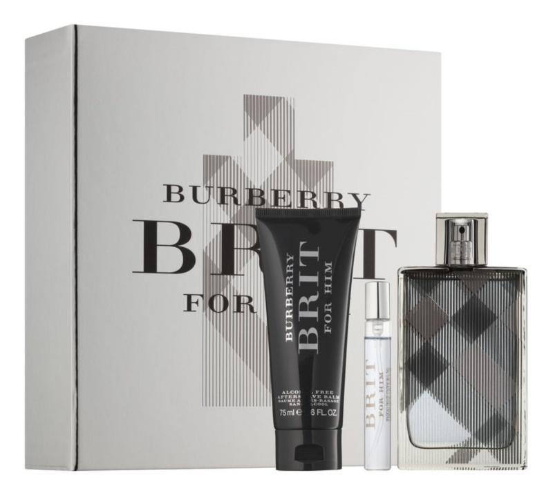 Burberry Brit for Him Gift Set ІХ