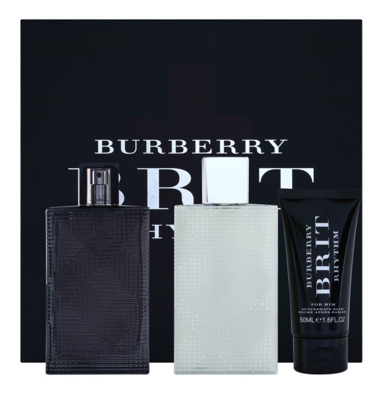 Burberry Brit Rhythm for Him dárková sada VII.