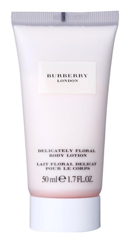 Burberry London for Women telové mlieko pre ženy 50 ml