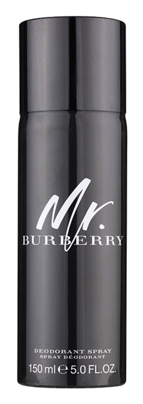 Burberry Mr. Burberry déo-spray pour homme 150 ml