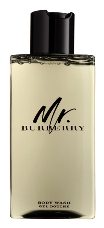 Burberry Mr. Burberry gel doccia per uomo 250 ml