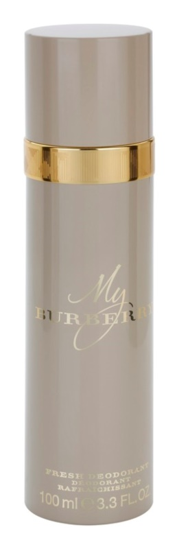 Burberry My Burberry deodorant spray para mulheres 100 ml