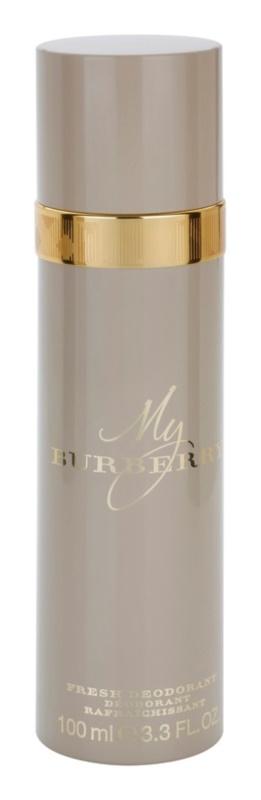 Burberry My Burberry dezodorant w sprayu dla kobiet 100 ml