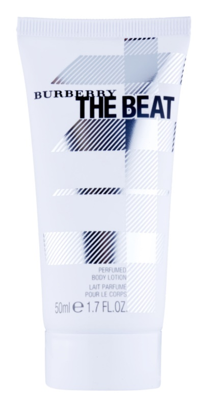 Burberry The Beat latte corpo per donna 50 ml