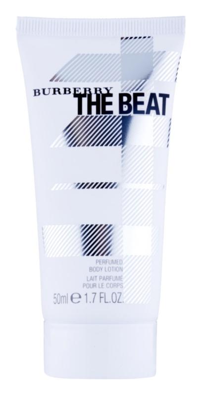 Burberry The Beat telové mlieko pre ženy 50 ml