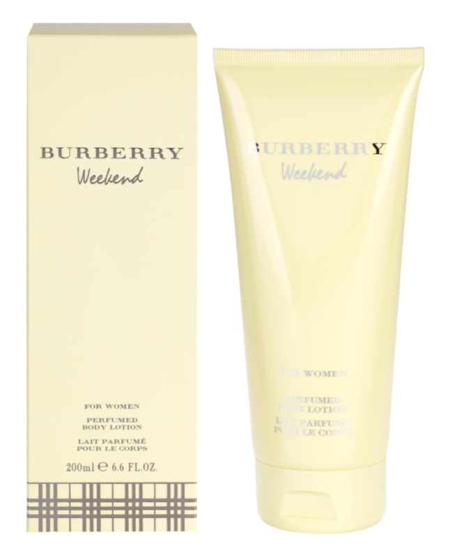 Burberry Weekend for Women Body Lotion for Women 200 ml