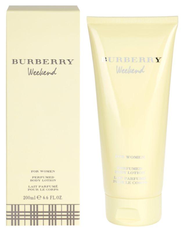 Burberry Weekend for Women tělové mléko pro ženy 200 ml
