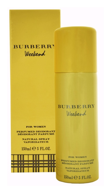 Burberry Weekend for Women déo-spray pour femme 150 ml