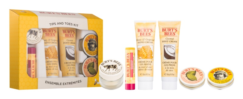 Burt's Bees Care Cosmetic Set II.