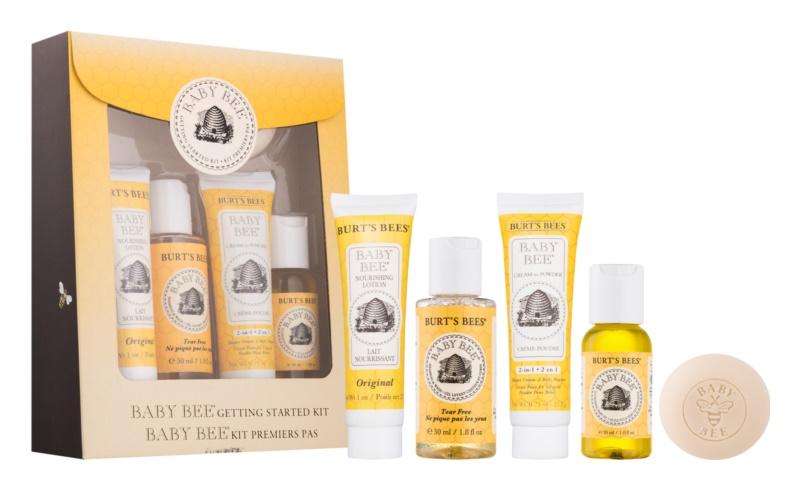 Burt's Bees Baby Bee kozmetika szett I.
