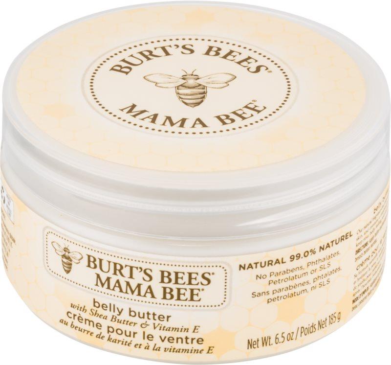 Burt's Bees Mama Bee подхранващо масло за тяло за корема и талията