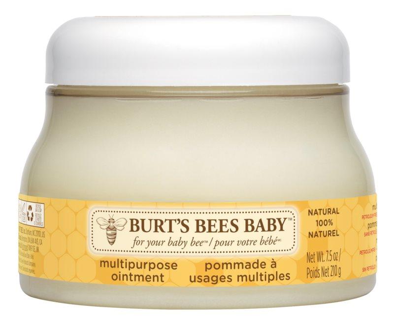 Burt's Bees Baby Bee Moisturizing And Nourishing Cream For Baby's Skin