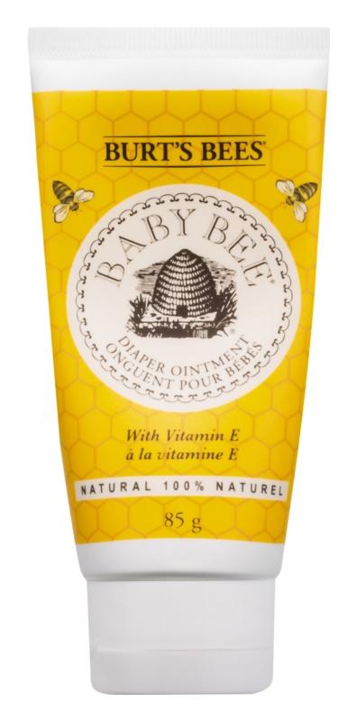 Burt's Bees Baby Bee Nappy Rash Cream for Babies With Vitamine E