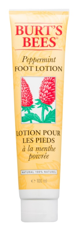 Burt's Bees Peppermint Foot Cream With Peppermint